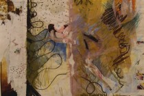collage mixed media 19x28cm