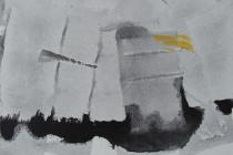 s acrylics on canvas 30x40cm